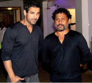 John Abraham and Shoojit Sircar
