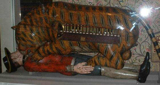 Tipu Sultan's Tiger